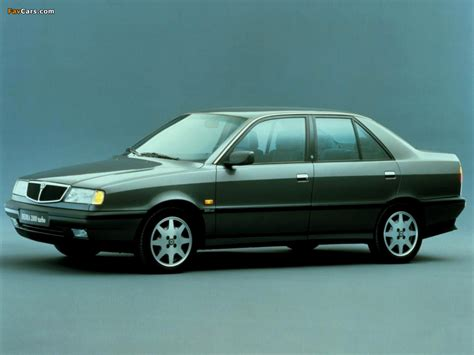 1991 Lancia Dedra 2000 Turbo related infomation ...