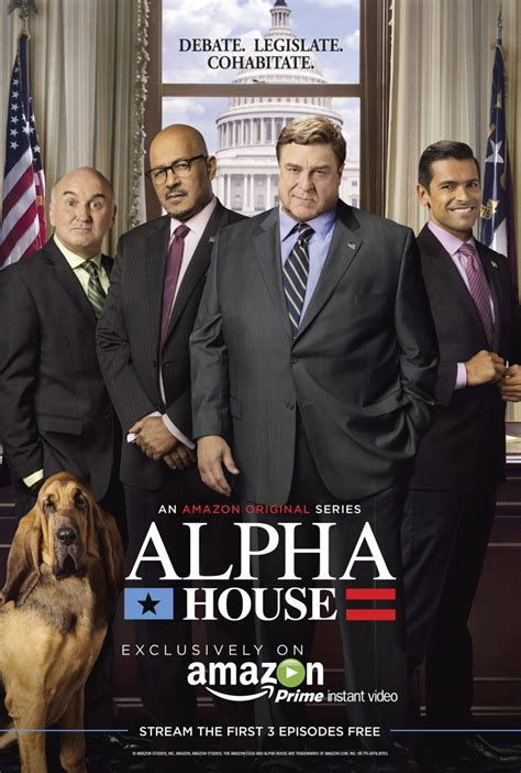 alpha house review alpha house king of the flat screen