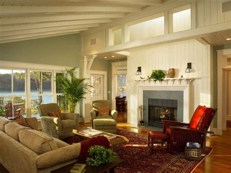 Living Room Community Studio by Residence Living Area Traditional Living Room