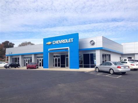 Law Chevrolet  Buick  Boonville, In 47601 Car Dealership