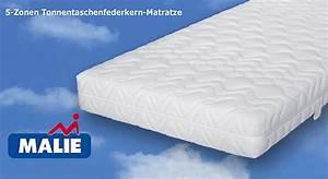 Matratze Testsieger Stiftung Warentest 2015 : taschenfederkernmatratze ~ Bigdaddyawards.com Haus und Dekorationen