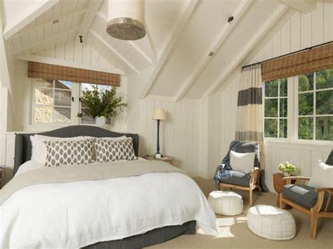 aménagement chambre à coucher decoration combles photos meilleures images d