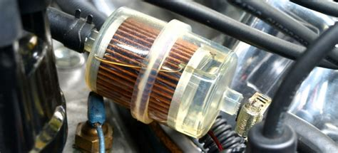 warning signs  fuel filter problems doityourselfcom