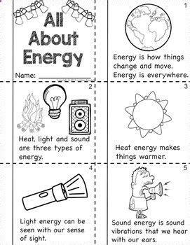 Forms of Energy ~ Light, Sound and Heat for Primary ...