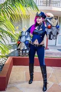 Officer Vi Cosplay League of Legends 6 by spacechocolates ...
