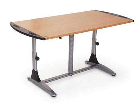 best adjustable height computer desk adjustable height computer desk homefurniture org