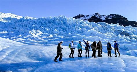 Icelands South Coast Glacier Hike 2 Days Arctic