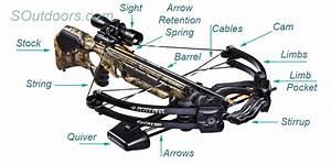 Barnett Crossbow Parts Diagram