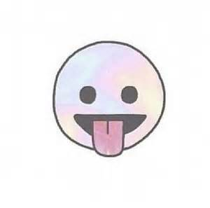 Transparent Tumblr Emoji Stickers