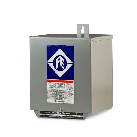 franklin electric franklin electric  standard