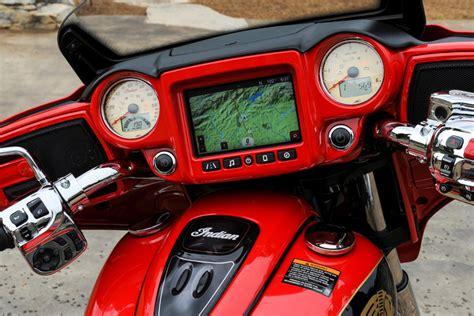 Morräder Von Indian Motorcycle Erhalten 7 Zoll