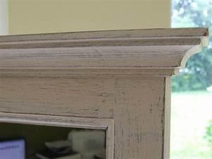 Technique De Patine : miroir mural avec tiroir patin l 39 ancienne l ~ Mglfilm.com Idées de Décoration