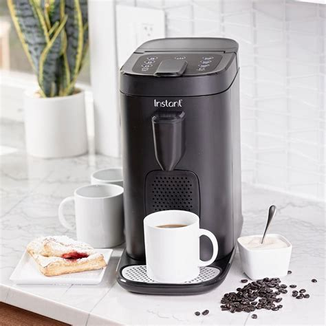 We've surveyed the marketplace to track down the top models. The Instant Pod Coffee Maker Serves Up Both Coffee and Espresso in One