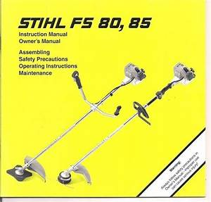 Wiring Diagram  12 Stihl Fs90r Trimmer Parts Diagram