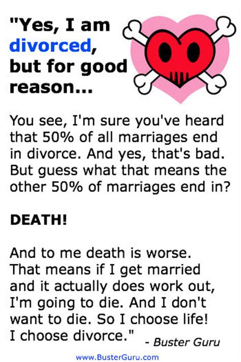 Funny Divorce Quotes And Sayings