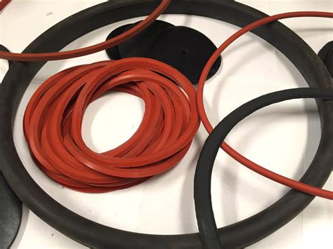 cdj rubber products rubber gasket seals  rings