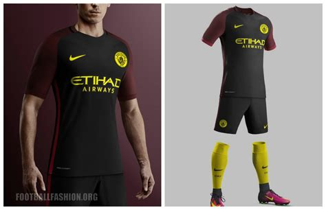 nike football unveils manchester manchester city 2016 17 nike away kit football fashion org