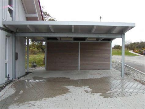 Mehrwertsteuer Garage by Ecke Carport