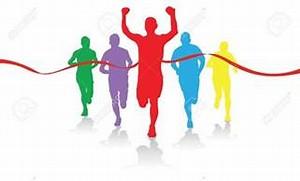 Image result for marathon clip art