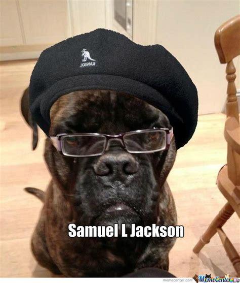 Samuel L Jackson Meme - samuel l jackson by kieranallen123 meme center