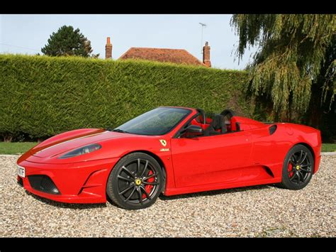 F430 For Sale by 2009 F430 Spider 16m Scuderia Spider For Sale