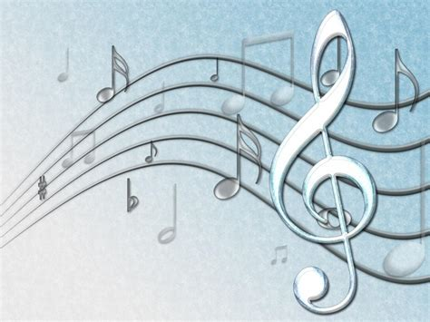 musical notes wallpaper  background image