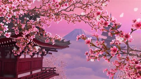 Cherry Blossom Wallpaper Anime Unforgettable Melodies Cherry Blossom New Age Vocal Hd 1080p Youtube