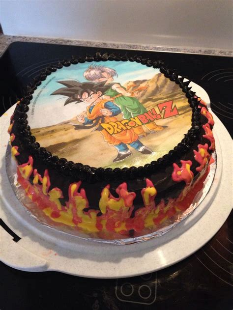 Z Cake Decorations by Z Cake Anime Comic Strips