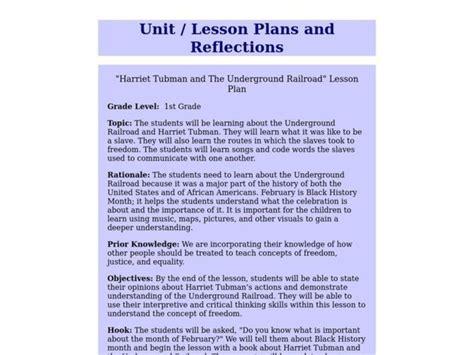 Black History Month Music Lesson Plans & Worksheets