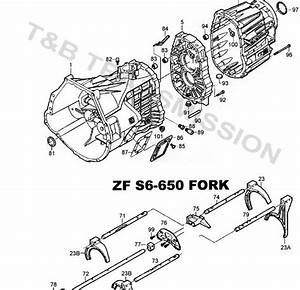 Ford Manual Transmission Parts Diagram