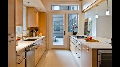 small space occupied efficiently  galley kitchen