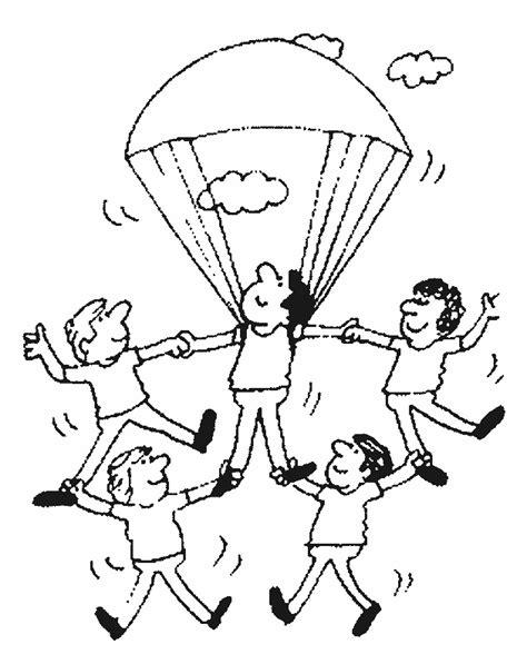 jeux de gratuit de cuisine coloriage metiers parachutistes à colorier allofamille