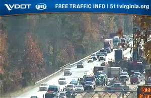 I-64 westbound lanes reopen in Newport News; expect ...