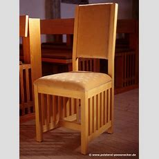 Lassen Sie Ihren Stuhl Neu Polstern, Egal Ob Klassisch