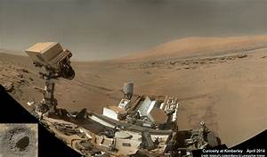 Curiosity bores into Kimberley rock after inspection ...