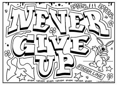 Coloring Pages Names Peoples Graffiti Getcolorings Pa