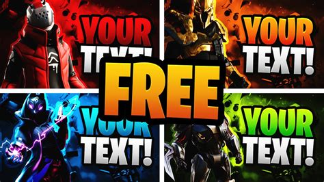 fortnite youtube thumbnail template pack acez graphics templates