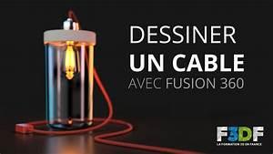 Dessiner Un Cable Avec Fusion 360