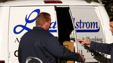 Company  Lindstrom Air Conditioning & Plumbing