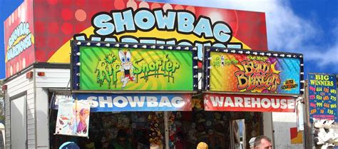 show bags