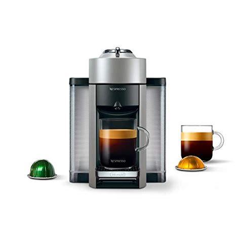 Our de'longhi nespresso 30 ct verturo evoluo review. Nespresso Vertuo Coffee and Espresso Machine by De'Longhi, Silver - CoffeePresso.com