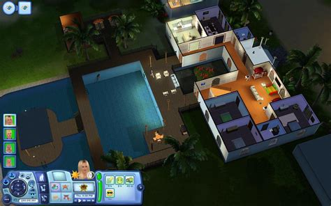 build  cool house  sims   easy steps