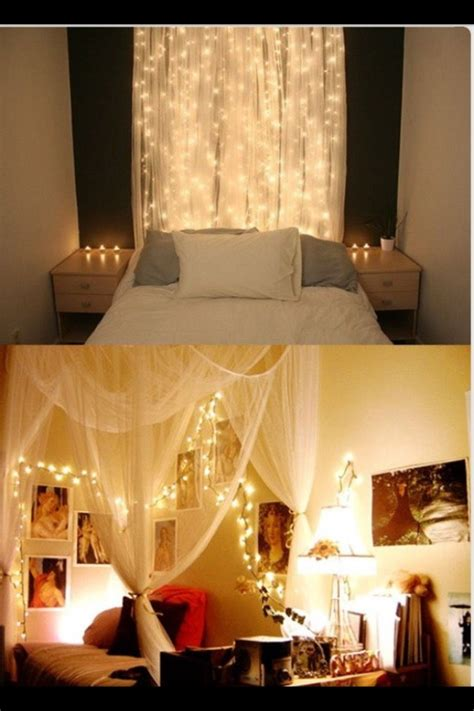 Cute Bedroom Lights Ideas Musely