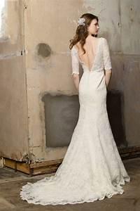 Backless Wedding Dresses | Dressed Up Girl