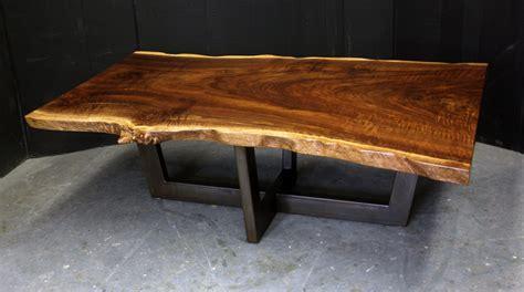 Arnett custom rectangle coffee table. Redwood & Painted Steel Coffee Table   Dorset Custom Furniture   Vt