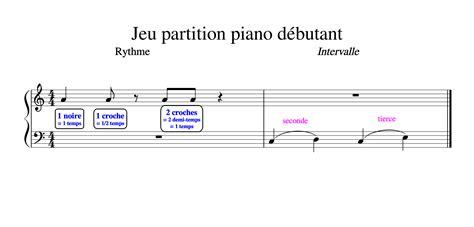 si鑒e pour piano jeu partition piano solfège piano en ligne
