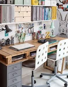 Palette De Bois : deco en palette de bois ~ Premium-room.com Idées de Décoration
