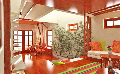 A Colorful Modern Home Designed With Usability In Mind by Modern Traditional And Colorful House By Gemelli Design
