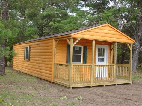 cabin  bunkie photo gallery prefab cabins bunkies