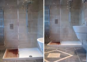 Small Bathroom Wet Room Shower